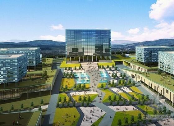 [吉林]大型市政基础设施配套建设工程可行性研究报告(附全套图纸、投资估算表)