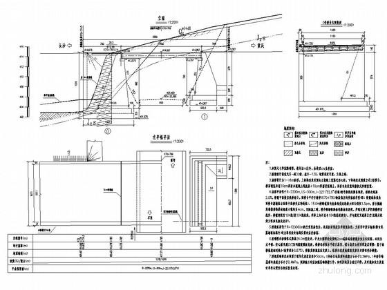 1-16m预应力混凝土简支空心板桥全套施工图(27张)