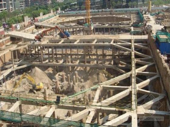 [天津]地下深基坑围护结构地下连续墙施工技术总结