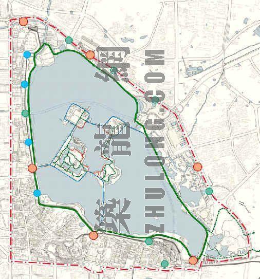 南京玄武湖景区详细规划(二)