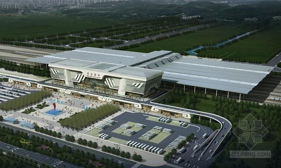 [安徽]火车站站房及相关工程静态验收自评报告