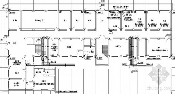 某医院综合楼电气设计图