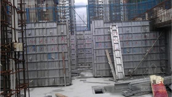 [湖南]建筑铝合金模板工程标准施工工艺做法(附图较多)