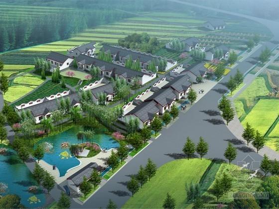 [新农村]某居民点规划及风貌改造方案文本