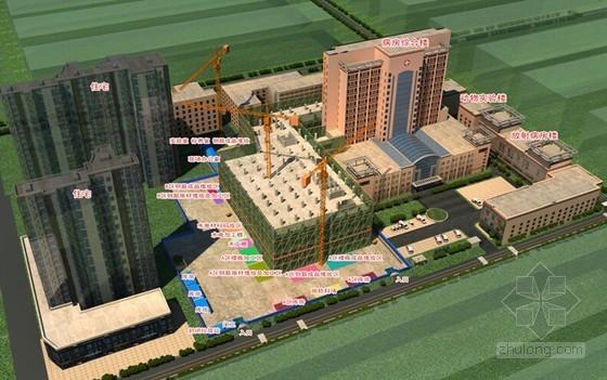 [河北]框架剪力墙结构医院施工组织设计(1000余页附图丰富)
