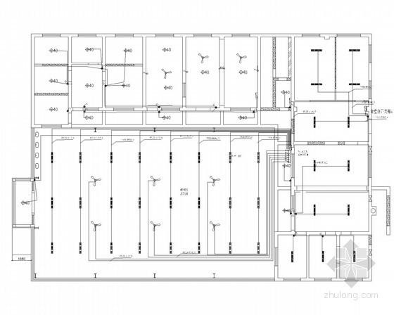 [山东]厂房改造项目电施图24张