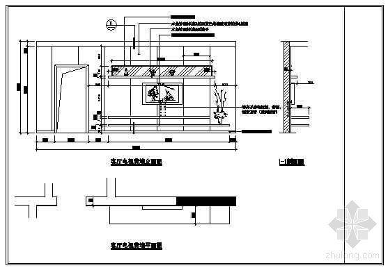 某私宅四居室装修施工图-3