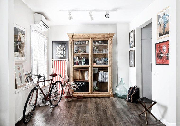 伊斯坦布尔:这间只有41平米的公寓却带来无限的生活美感_5