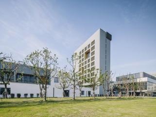 上海嘉定国际汽车城研发科技港