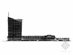 [合集]4套多功能长途客运站建筑施工图