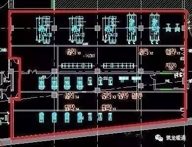 利用BIM技术模拟制冷机房管线实例
