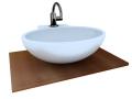 现代台上洗手盆3D模型下载
