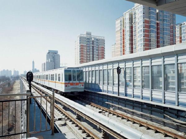 地铁与轻轨之轨道工程(钢轨/扣件/轨下基础)