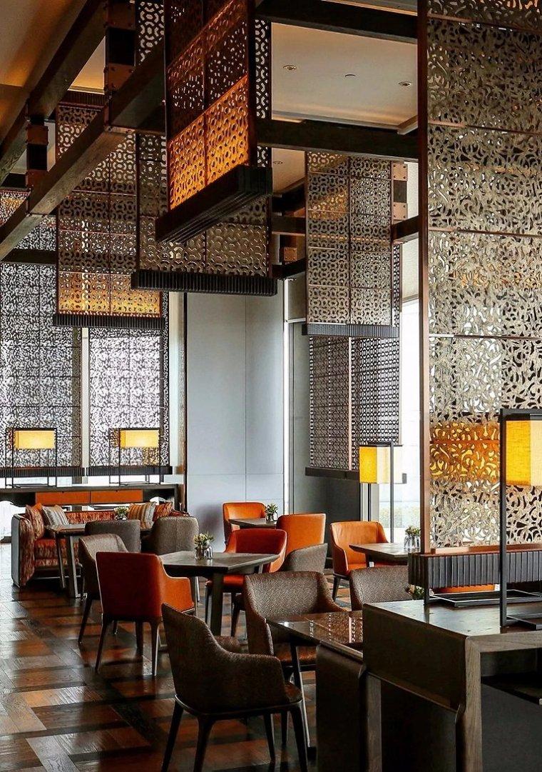 西安雍容盛大的现代君悦酒店室内实景图 (10)