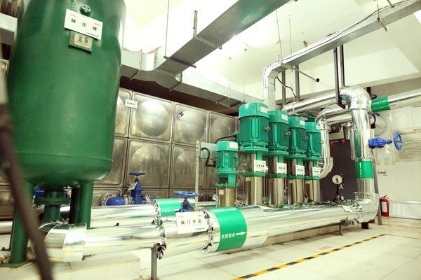 某工程循环水泵房电气安装工程施工方案