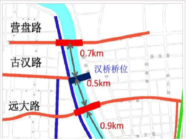 浏阳河人行景观桥(汉桥)工程建设项目环境影响报告表