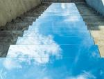 采一片云彩,铺一程通往天空之路