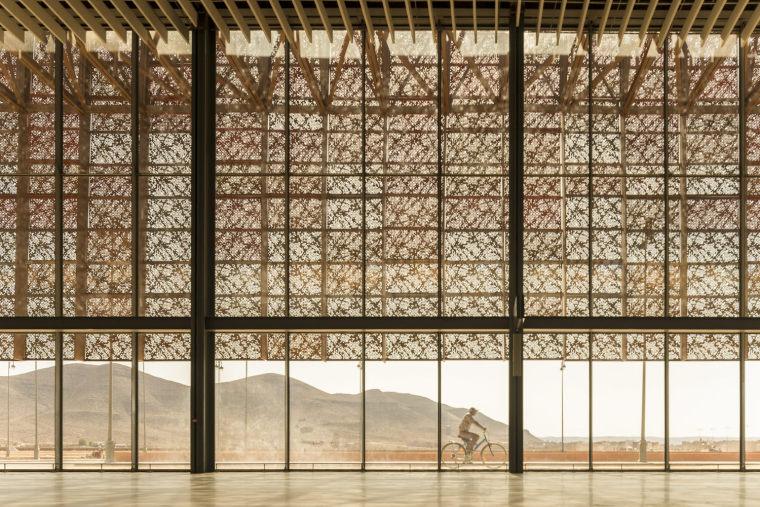 摩洛哥可拓展性盖勒敏机场内部实景图 (24)