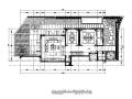 [天津]新中式别墅设计CAD施工图(含效果图)