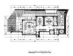 【天津】新作!新中式别墅设计CAD施工图(含效果图)