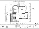 杭州耀江文鼎苑样板房室内设计施工图