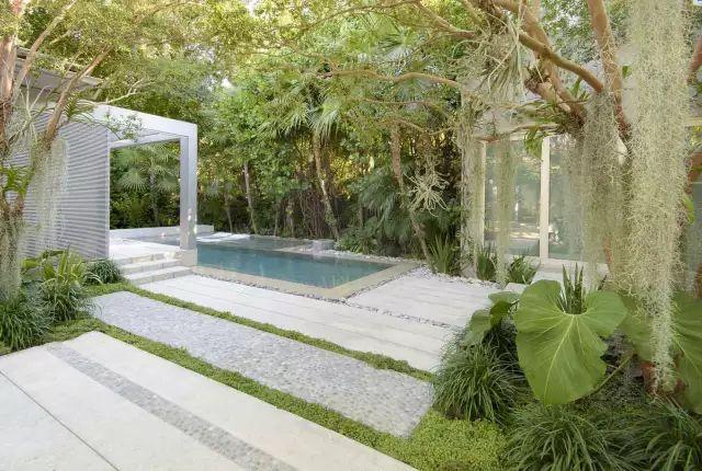 赶紧收藏!21个最美现代风格庭院设计案例_101