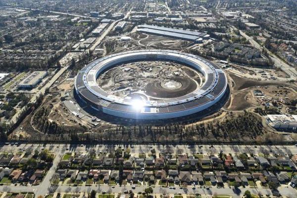 苹果新总部耗时耗力耗钱 会是一个好设计吗