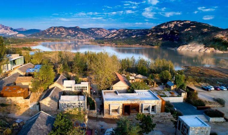 凤凰措艺术乡村 –废弃村落的再生营造