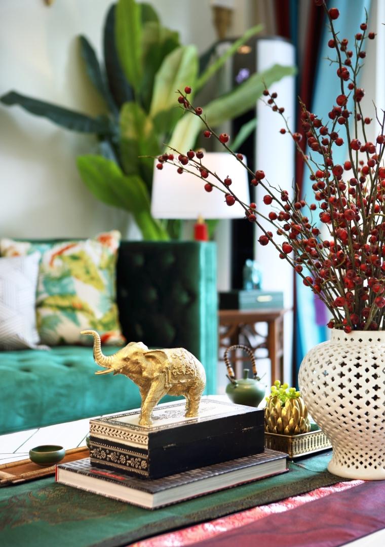 东南亚|泰式风格室内设计案例合集-4.jpg