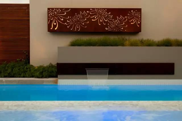 赶紧收藏!21个最美现代风格庭院设计案例_72