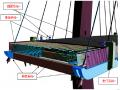斜拉桥牵索挂篮(前支点)施工工艺工法