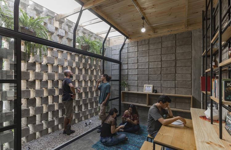 建筑中的混凝土块:如何使用这些低成本材料?_5