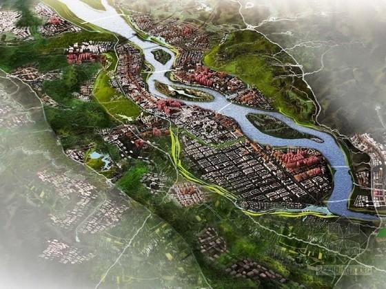 [四川]山水绿城森林生态区景观规划设计方案