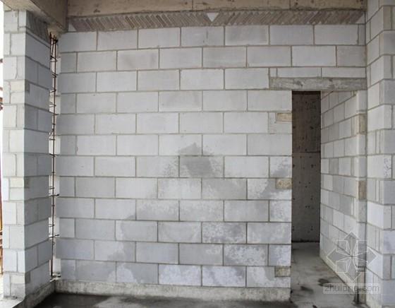 [QC成果]建筑工程提高填充墙砌体施工质量合格率(图文讲解)