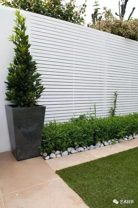 景观风水丨庭院围墙设计中的讲究_11