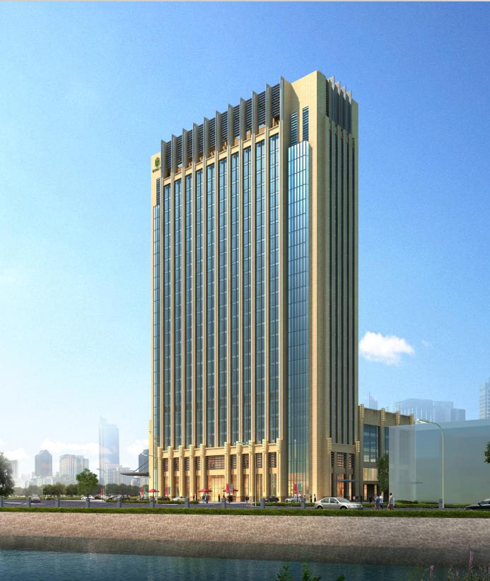 [合集]五套五星级酒店建筑方案文本(新中式及现代设计)_11