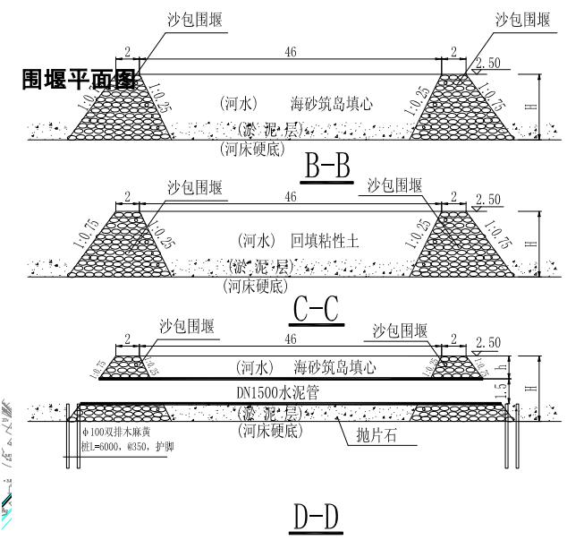 连续箱梁桥工程钻孔灌注桩基础施工组织设计