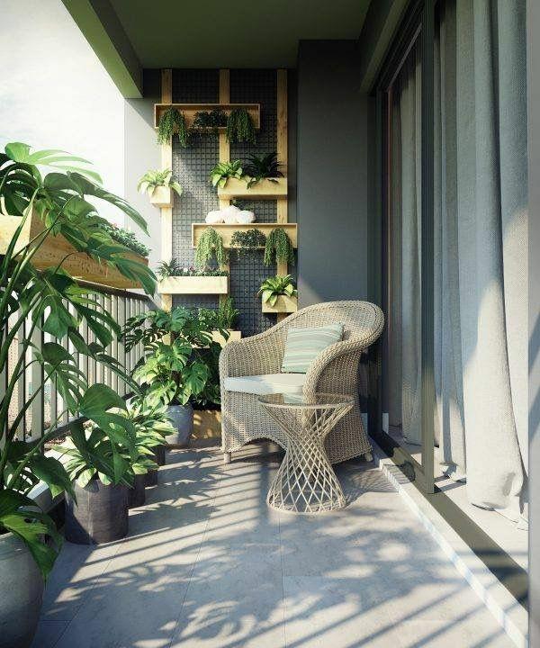30个开放式阳台花园设计方案_18