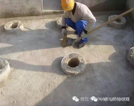 防水施工可视化交底