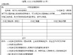 [重庆]监理用表填写标准化管理实施文件
