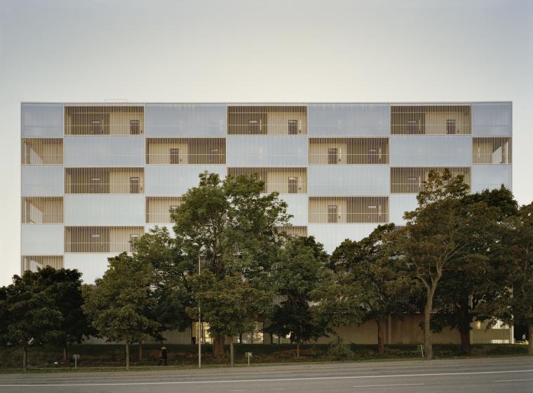 法国预制公寓