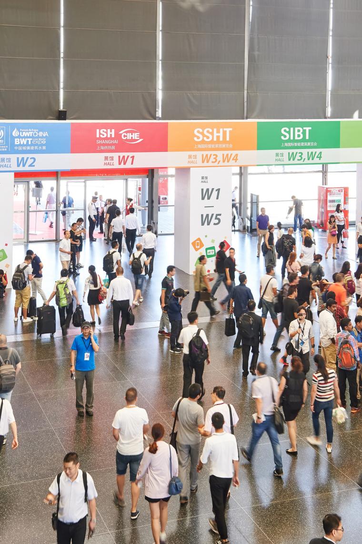 上海国际供热通风空调及舒适家居系统展览会