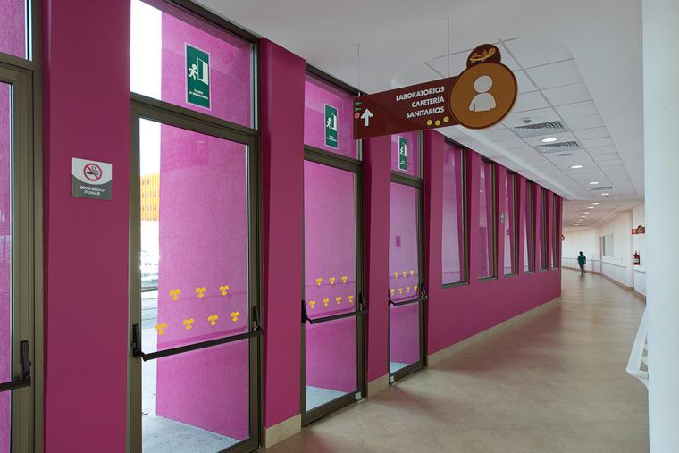 墨西哥Teletón儿童肿瘤医院-34