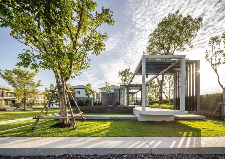 泰国别墅景观