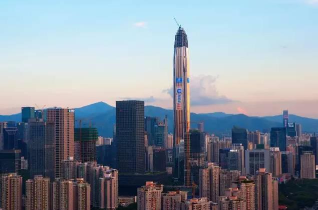 又要逆天?这些建筑将成为深圳新地标,颜值高度刷纪录!