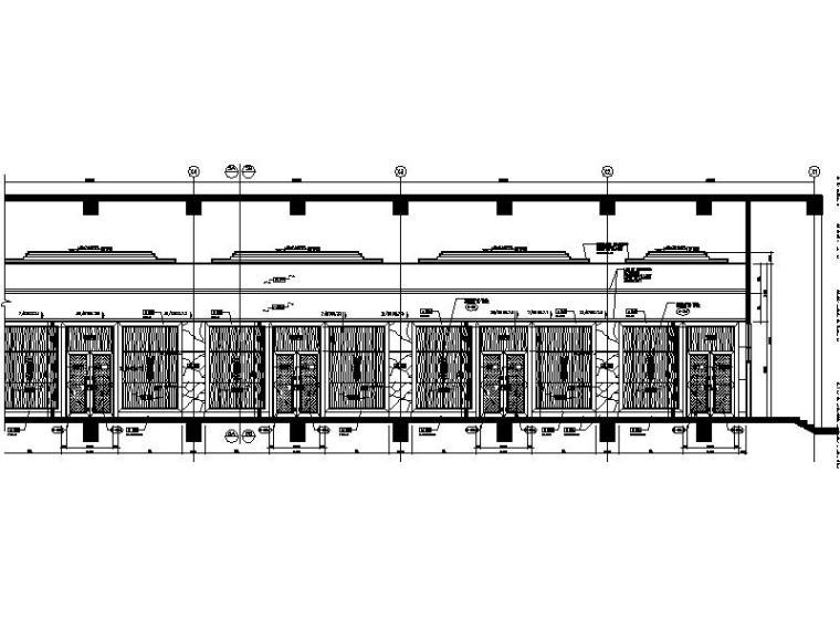 [中山]新中式特色风情酒店宴会厅室内设计施工图_8