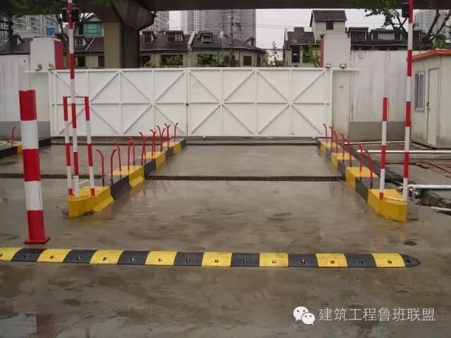安全文明标准化工地的防护设施是如何做的?_50