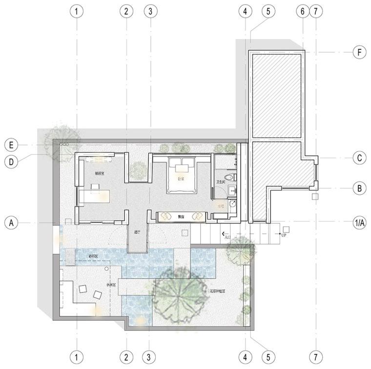 杭州南宋御街老宅院改造-36