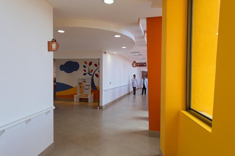墨西哥Teletón儿童肿瘤医院-26