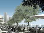 [上海]高层围合布局现代风格城市规划建筑设计方案文本